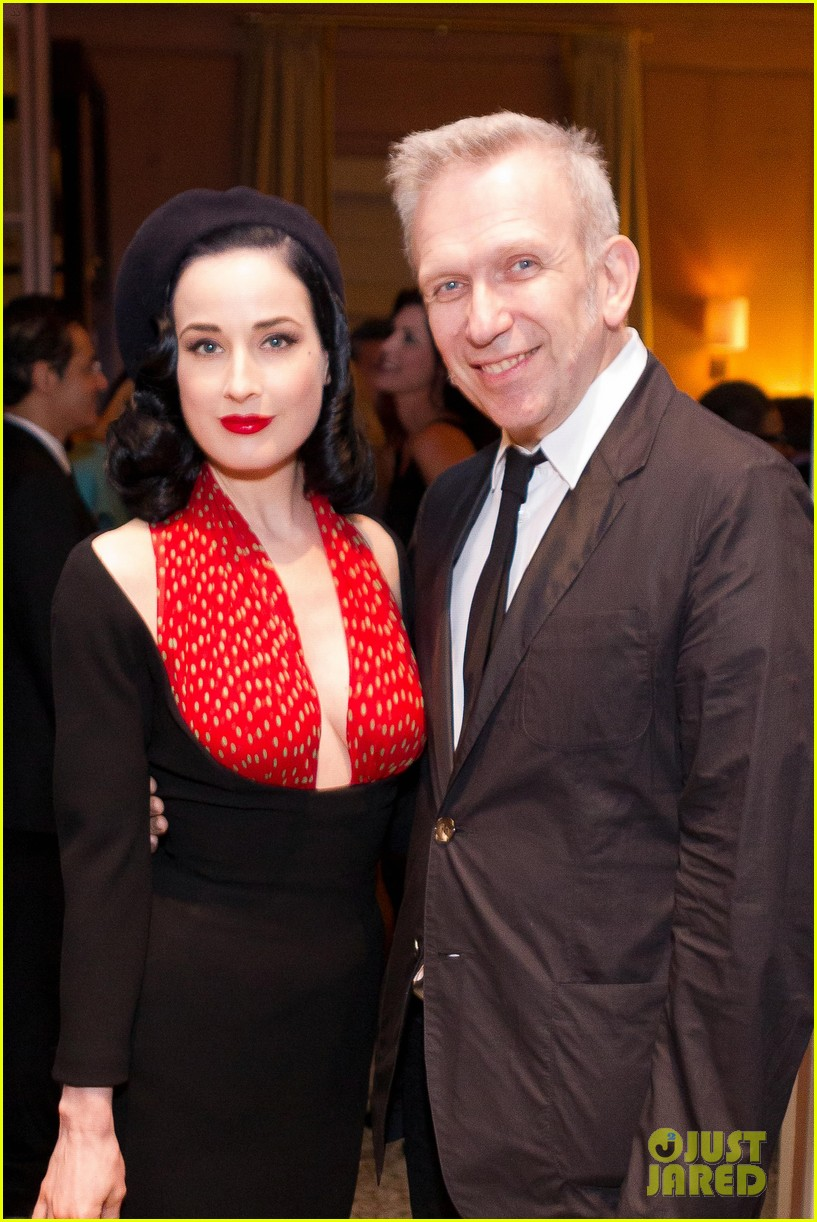 dita von teese wilde salome party 062641551