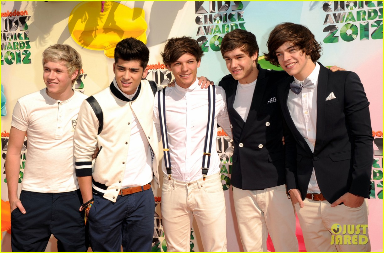 one direction kids choice awards 2012 05