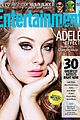 adele entertainment weekly cover 01