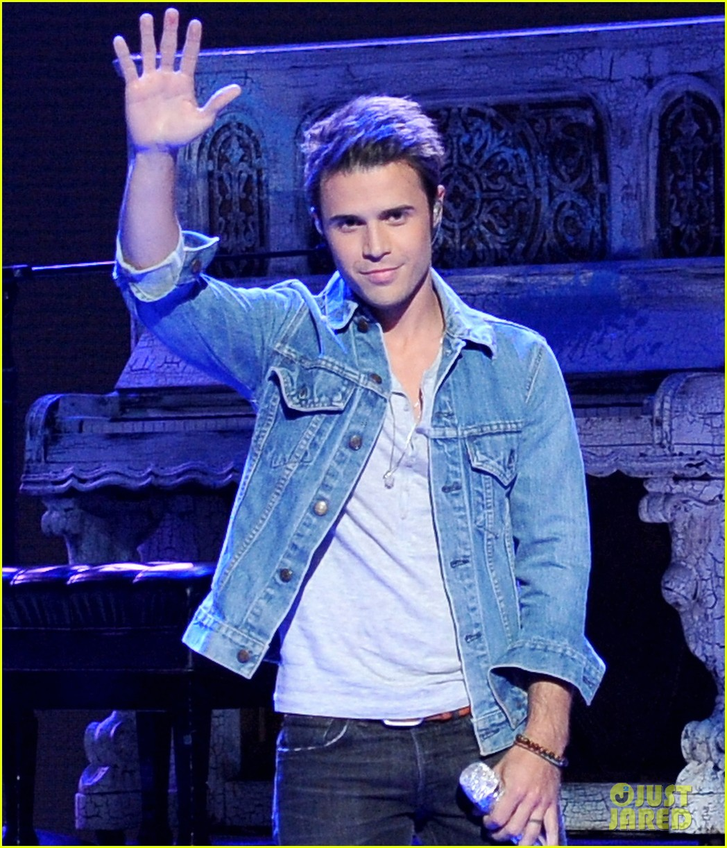 kris allen the vision of love live on american idol 05