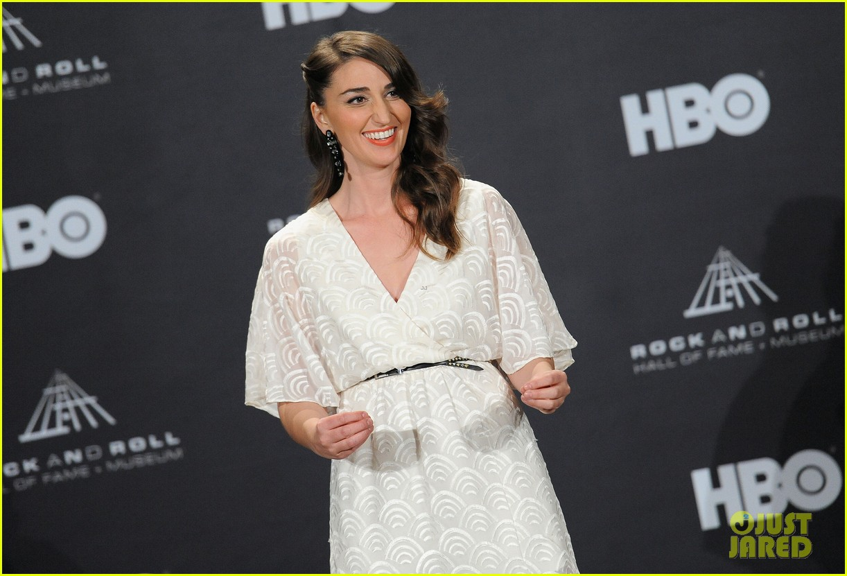 sara bareilles rock and roll hall of fame induction 10