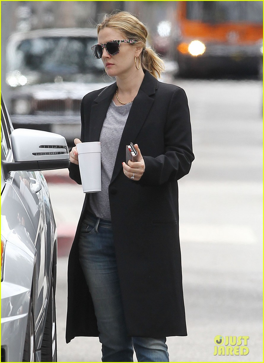 drew barrymore leaving office 10