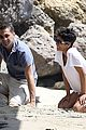 halle berry olivier martinez malibu beach time with nahla 16