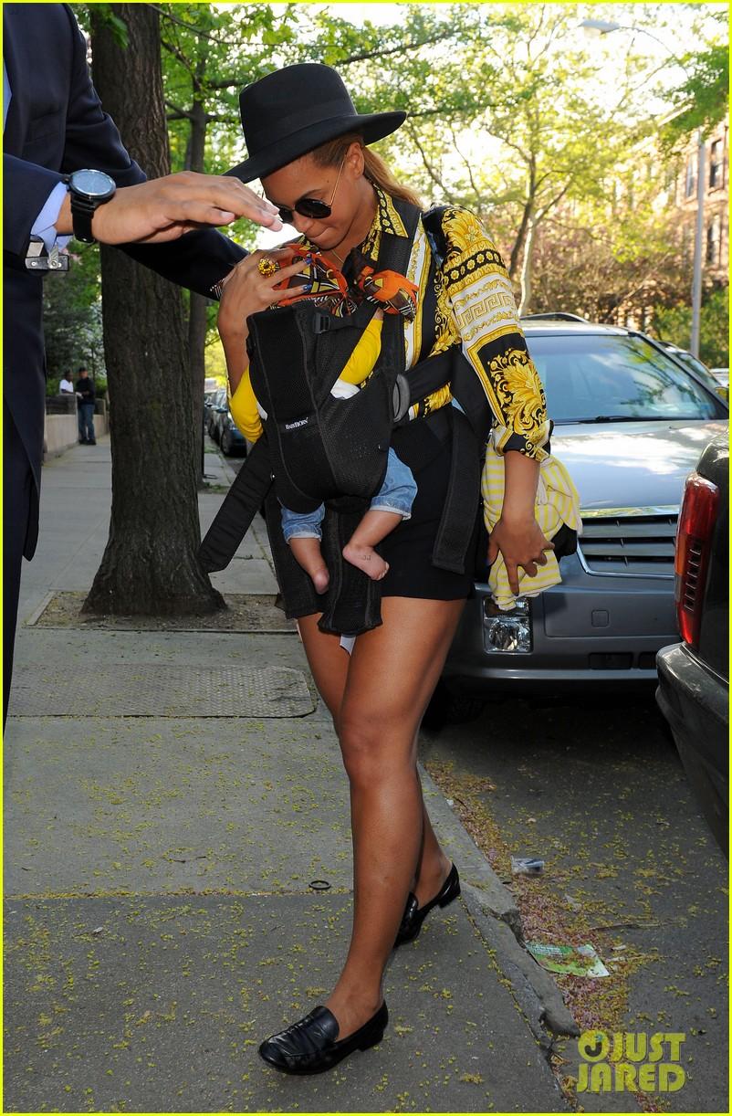 Beyonce amp blue ivy visit aunt solange photo 2650285 beyonce