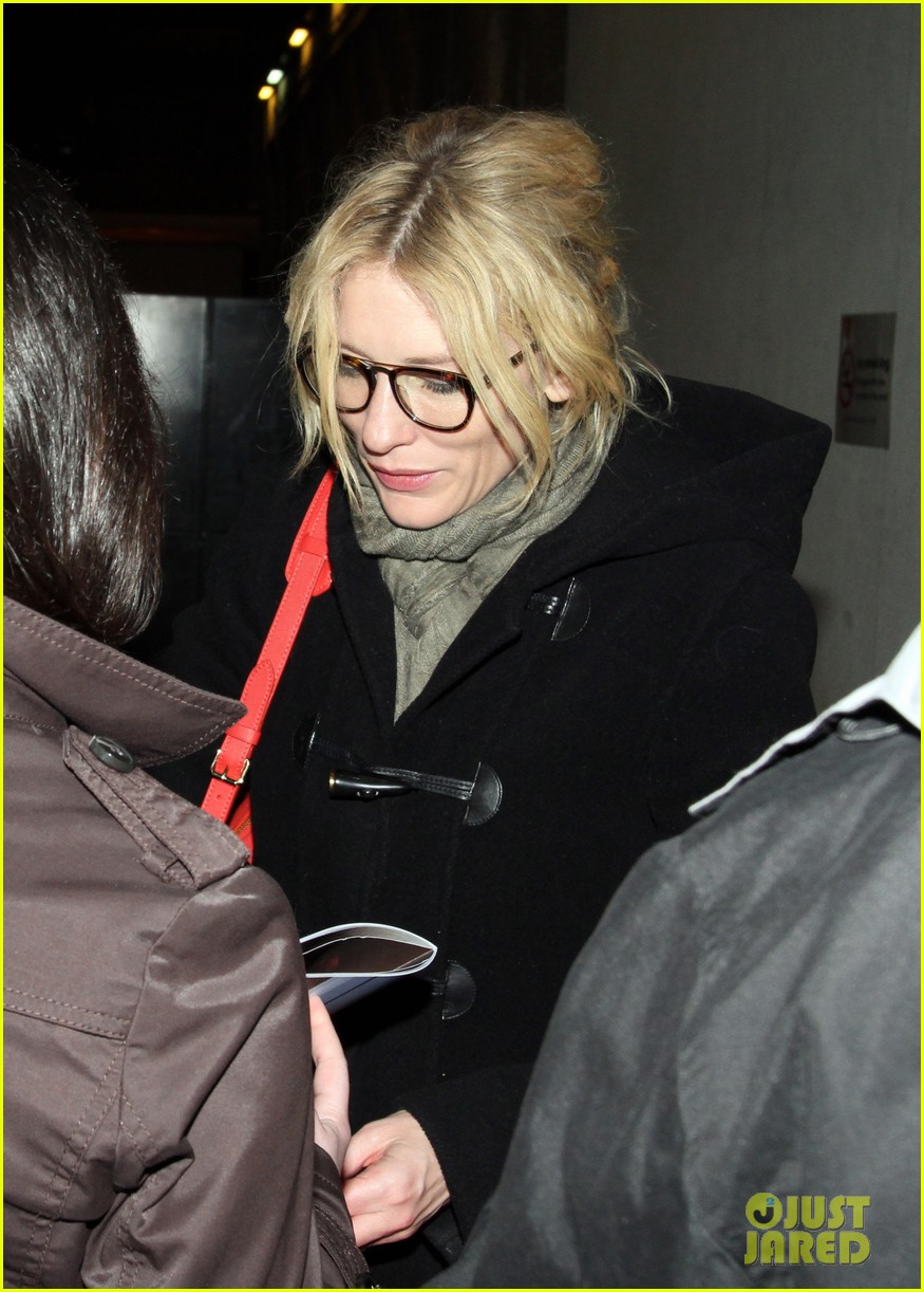 cate blanchett big and small press night with andrew upton 05
