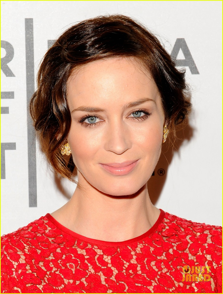 emily blunt your sisters sister premiere tribeca 03