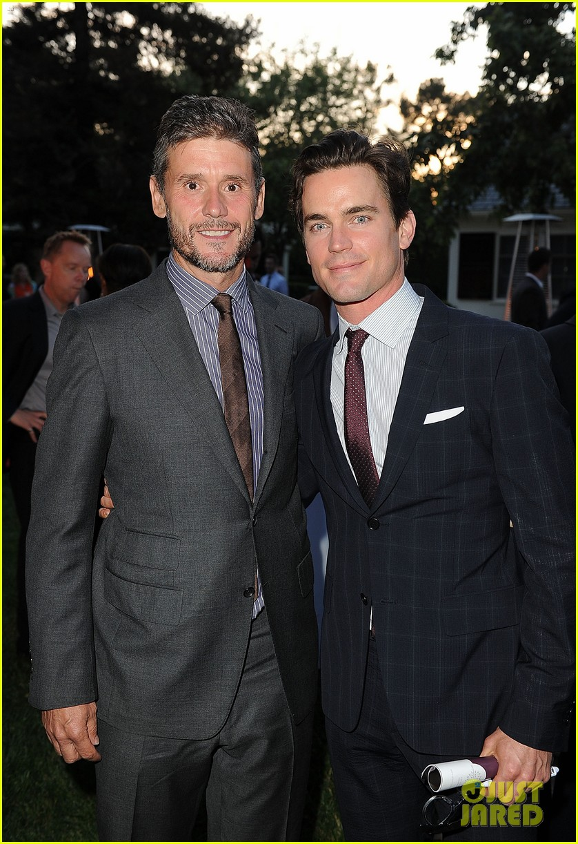 matt bomer american fertility associations illuminations 2012 01