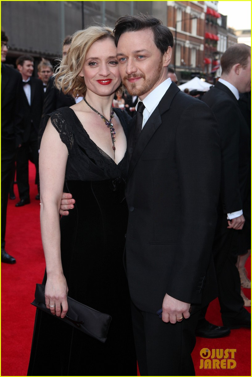 douglas booth james mcavoy olivier awards 02
