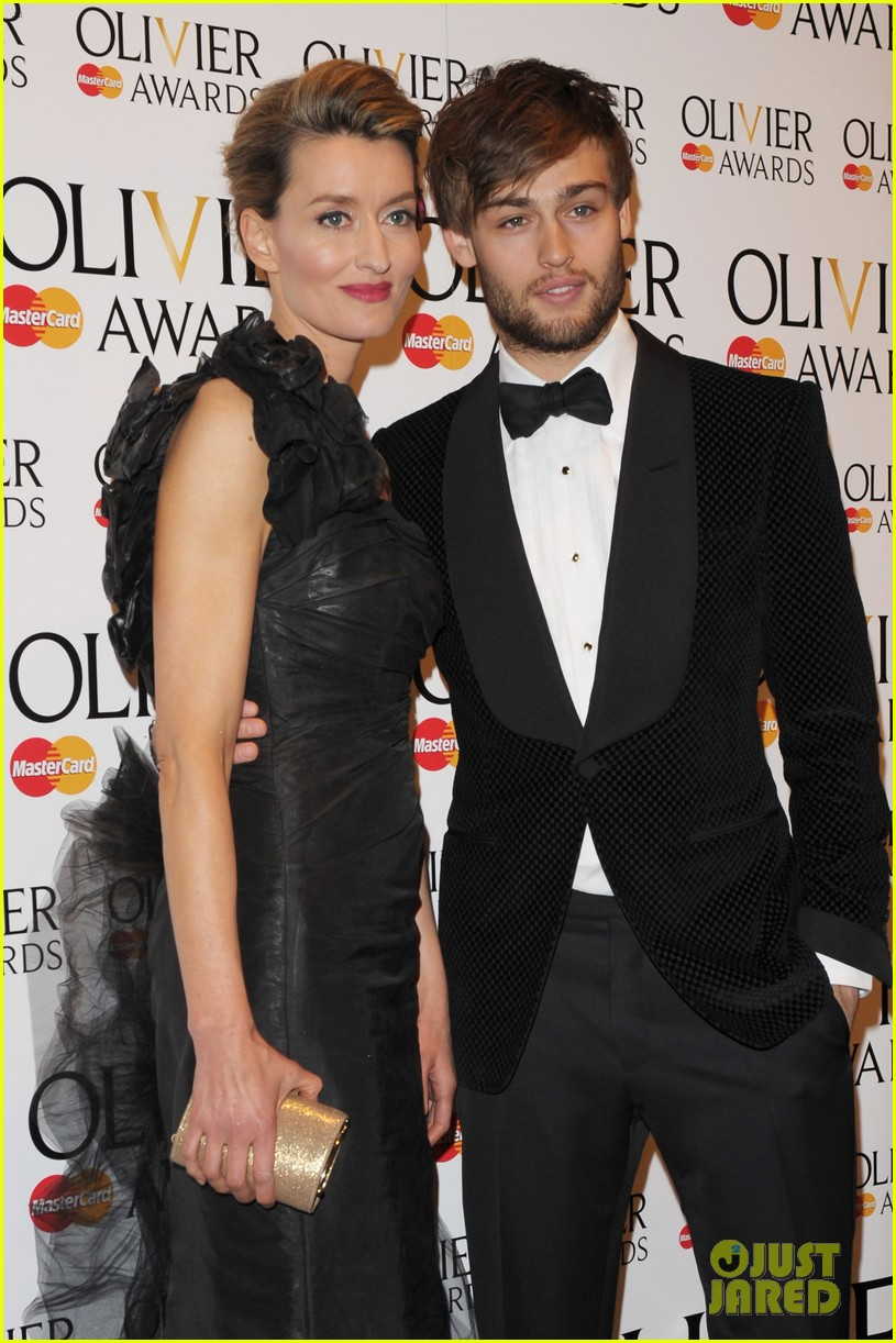 douglas booth james mcavoy olivier awards 07
