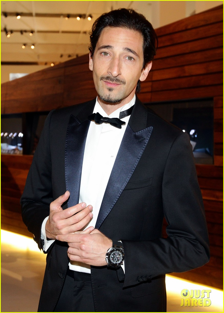 adrien brody royal oak 40 years cocktail party 012651146