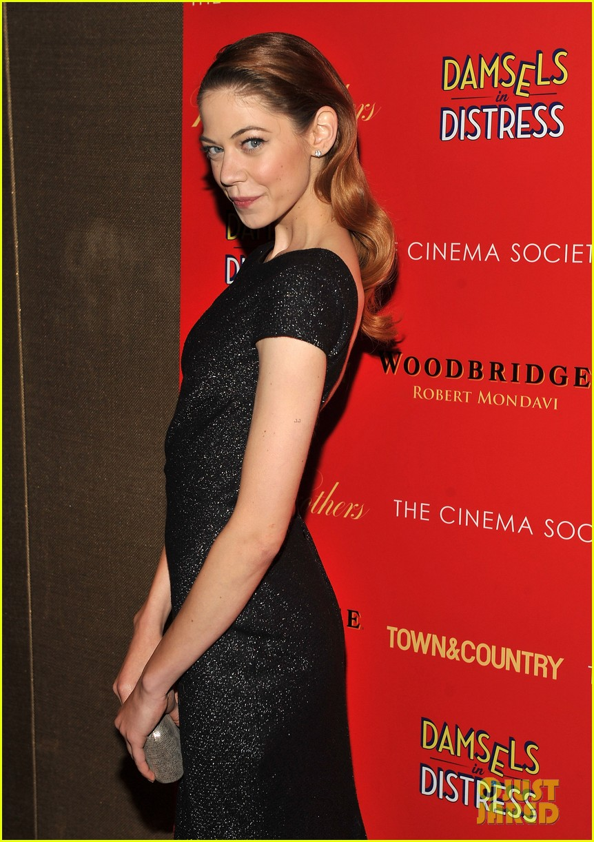adam brody analeigh tipton damsels in distress screening 07