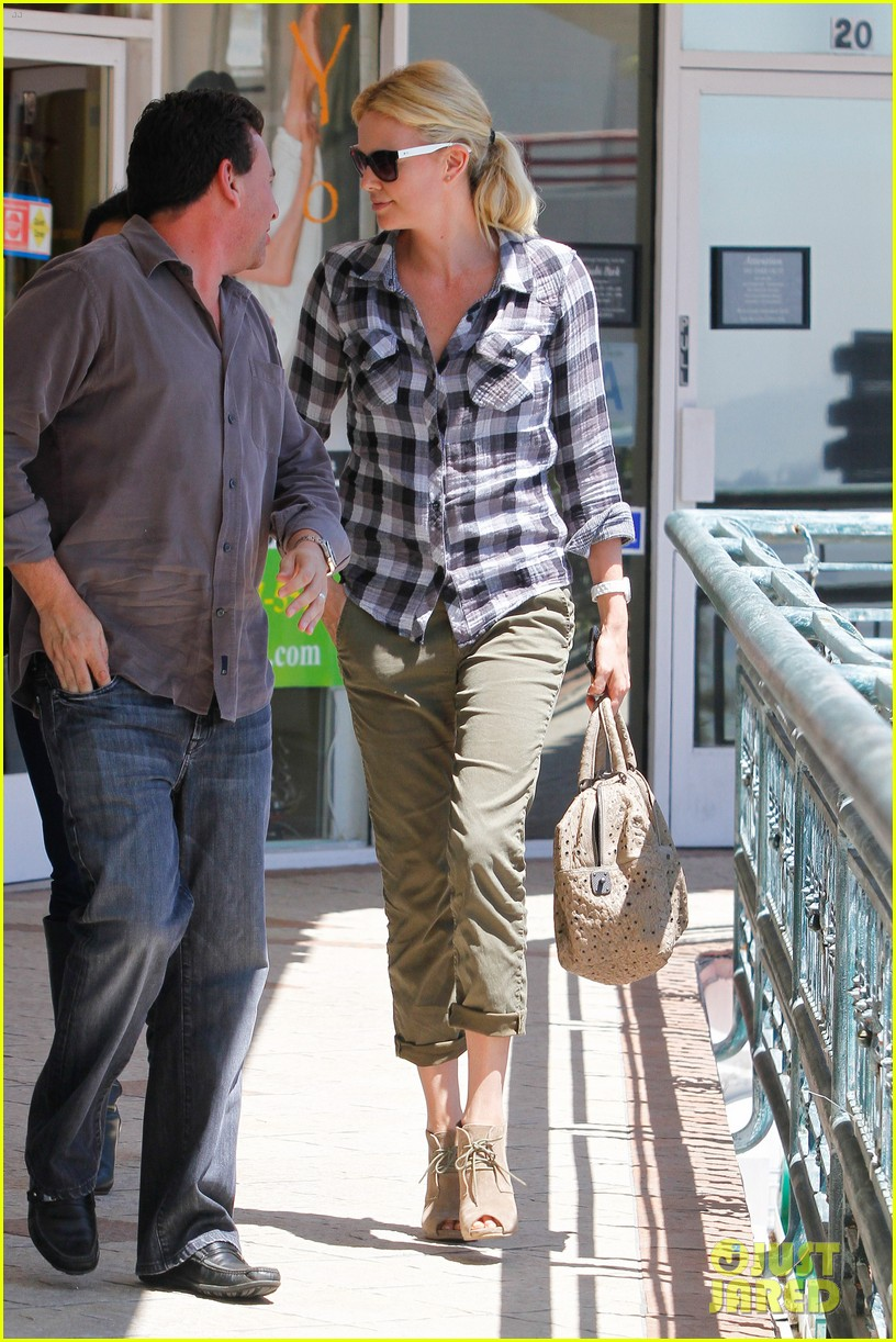 charlize theron sushi park 10