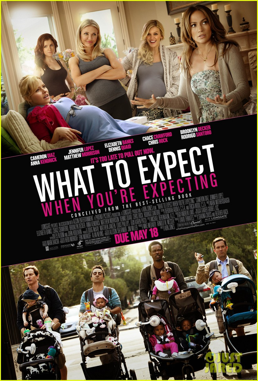 what to expect when youre expecting movie poster 03