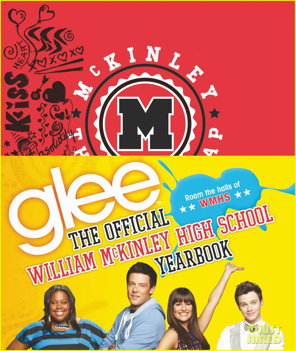 glee mckinley high yearbook exclusive inside look 04