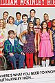 glee mckinley high yearbook exclusive inside look 05