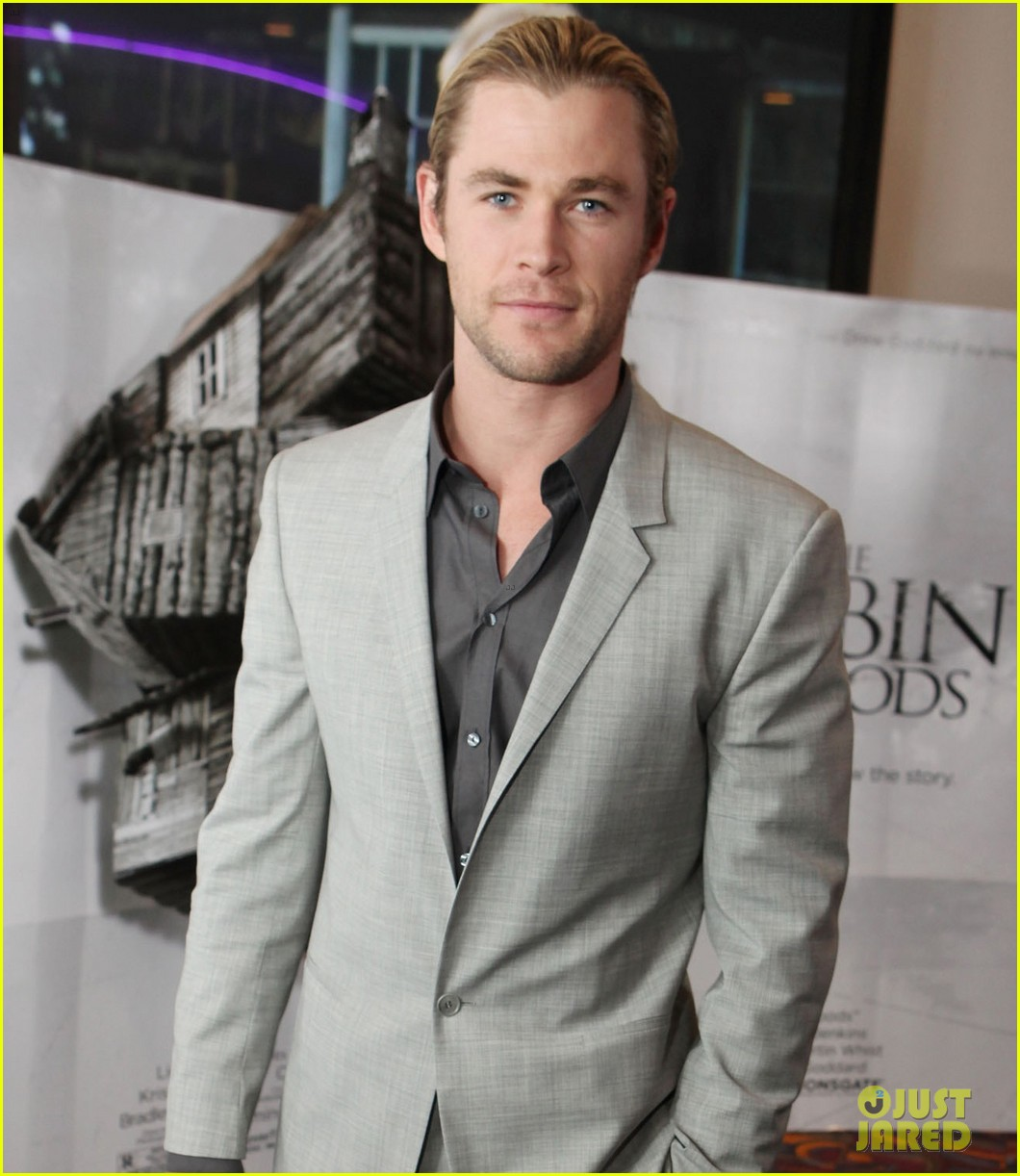 chris hemsworth cabin in the woods screening 04