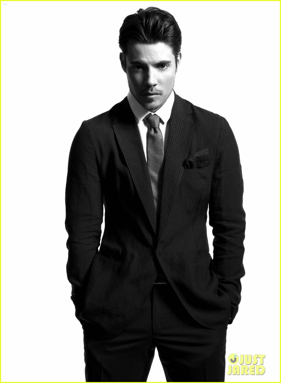josh henderson dallas photo shoot 08