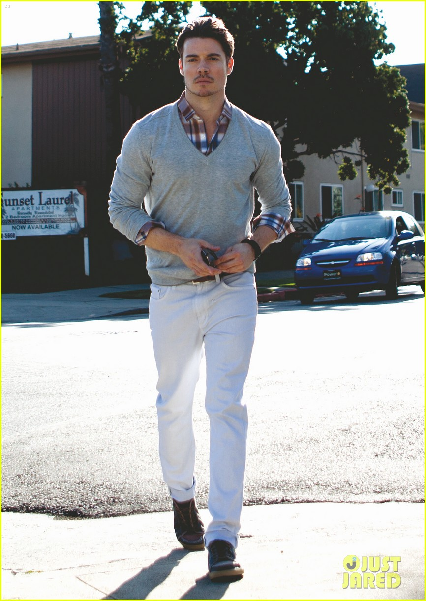 josh henderson dallas photo shoot 09