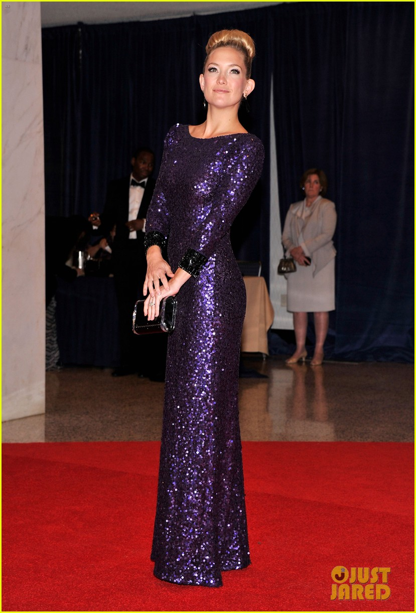 kate hudson white house correspondents dinner 012654856