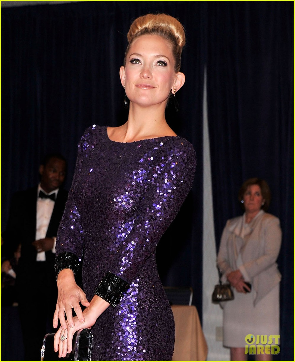 kate hudson white house correspondents dinner 07