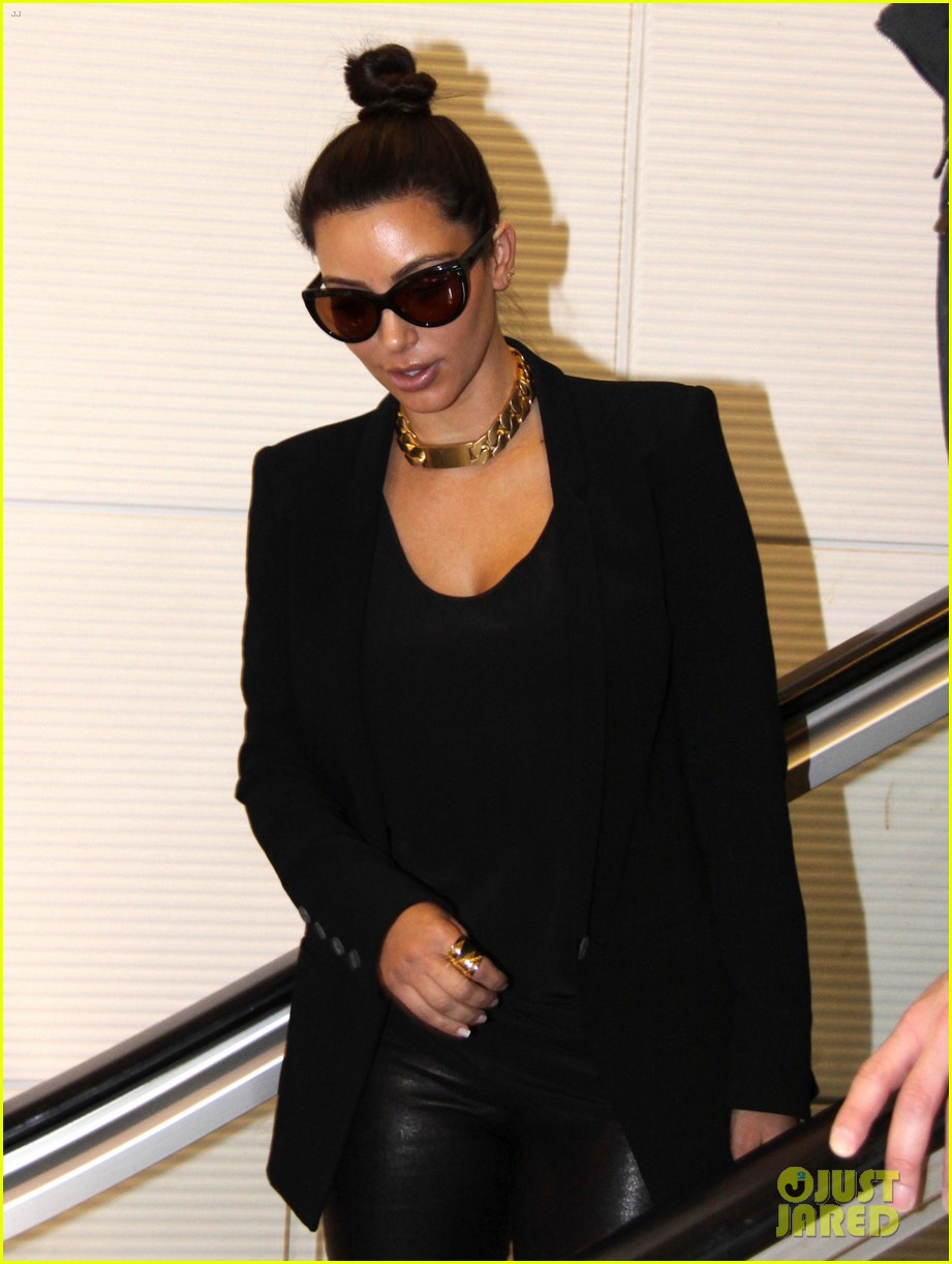 kim kardashian kanye west saturday morning brunch 04