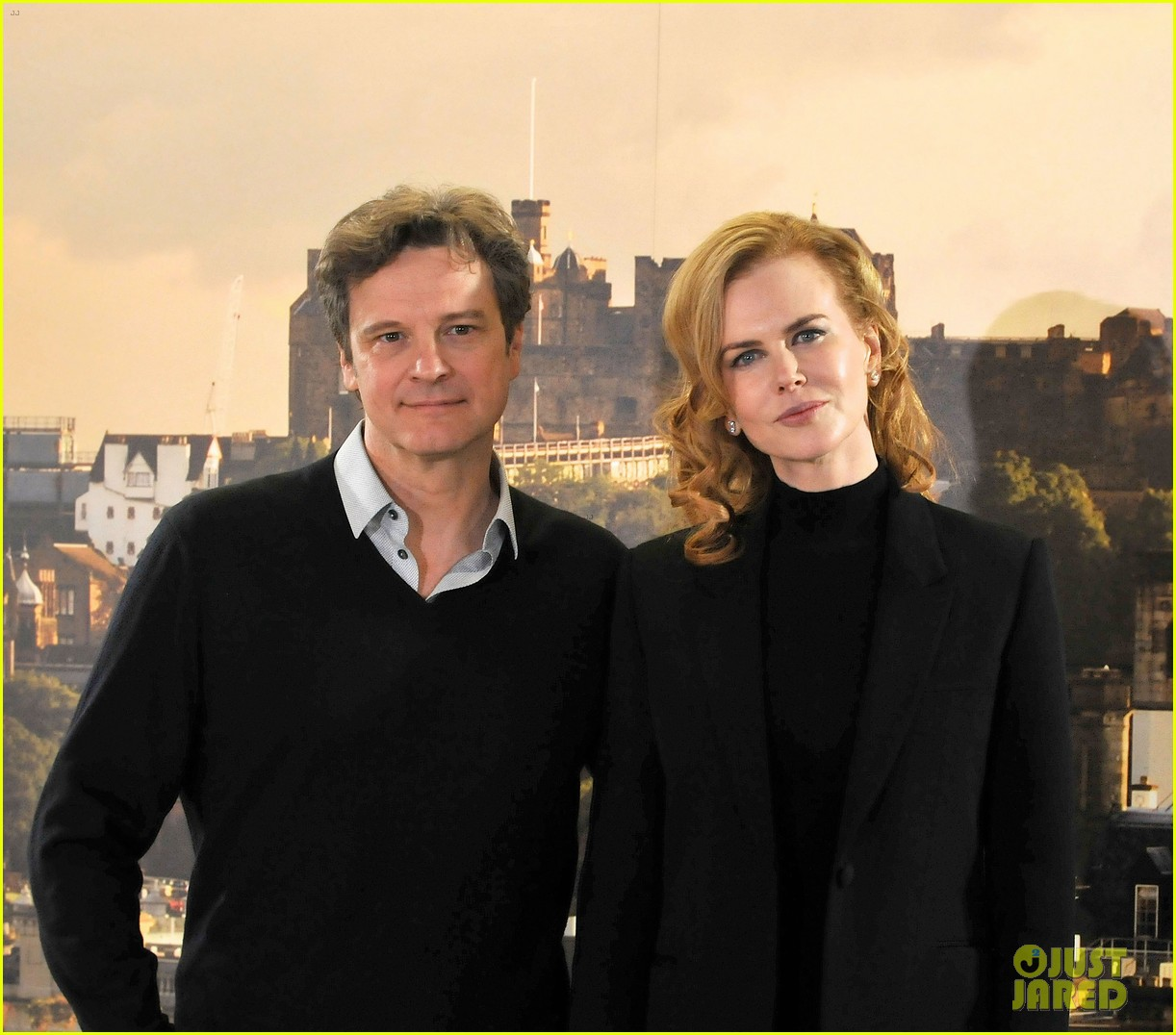 nicole kidman the railway man edinburgh photo call 10