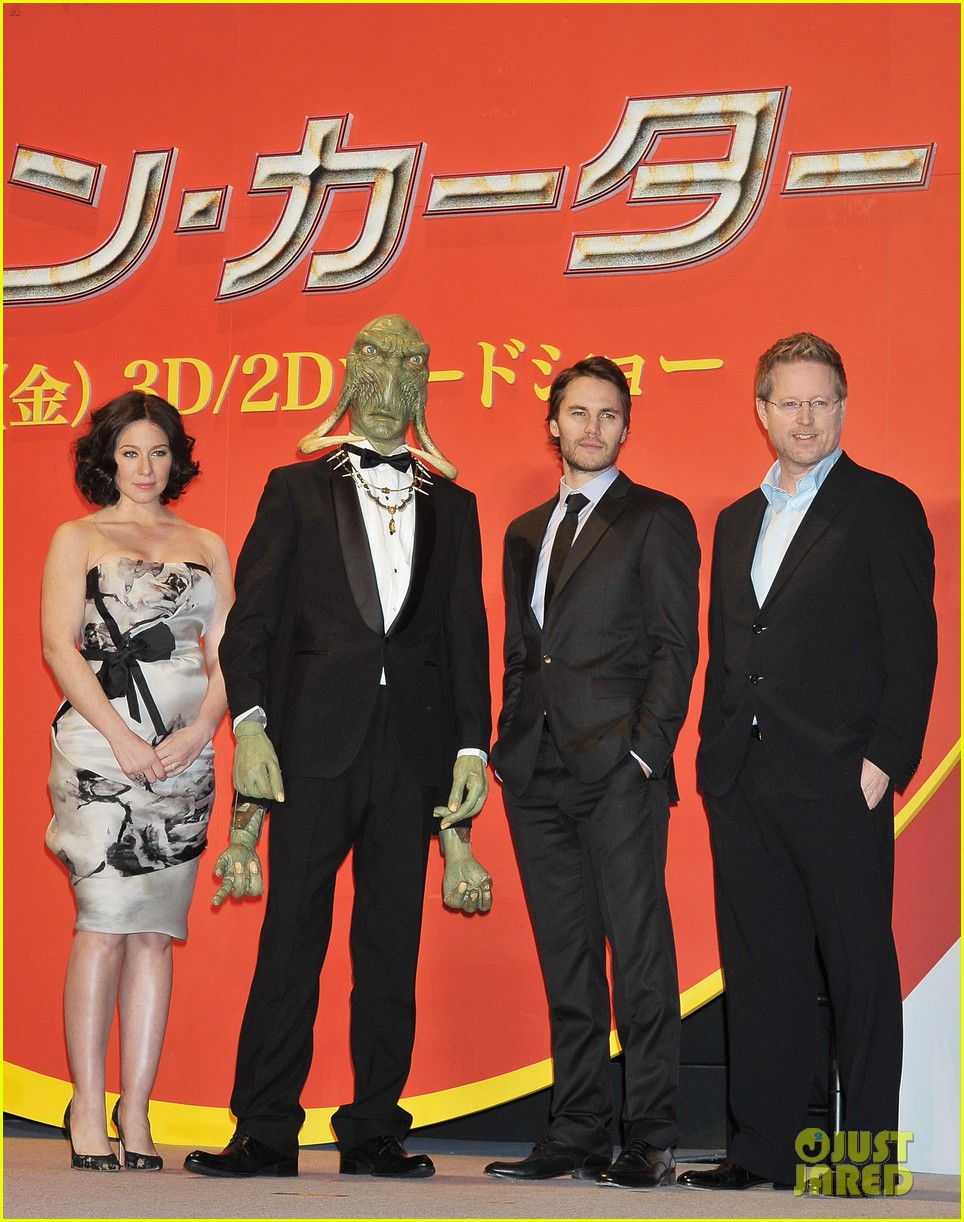 taylor kitsch lynn collins john carter japan 012644520
