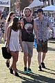 zoe kravitz penn badgley coachella couple 20