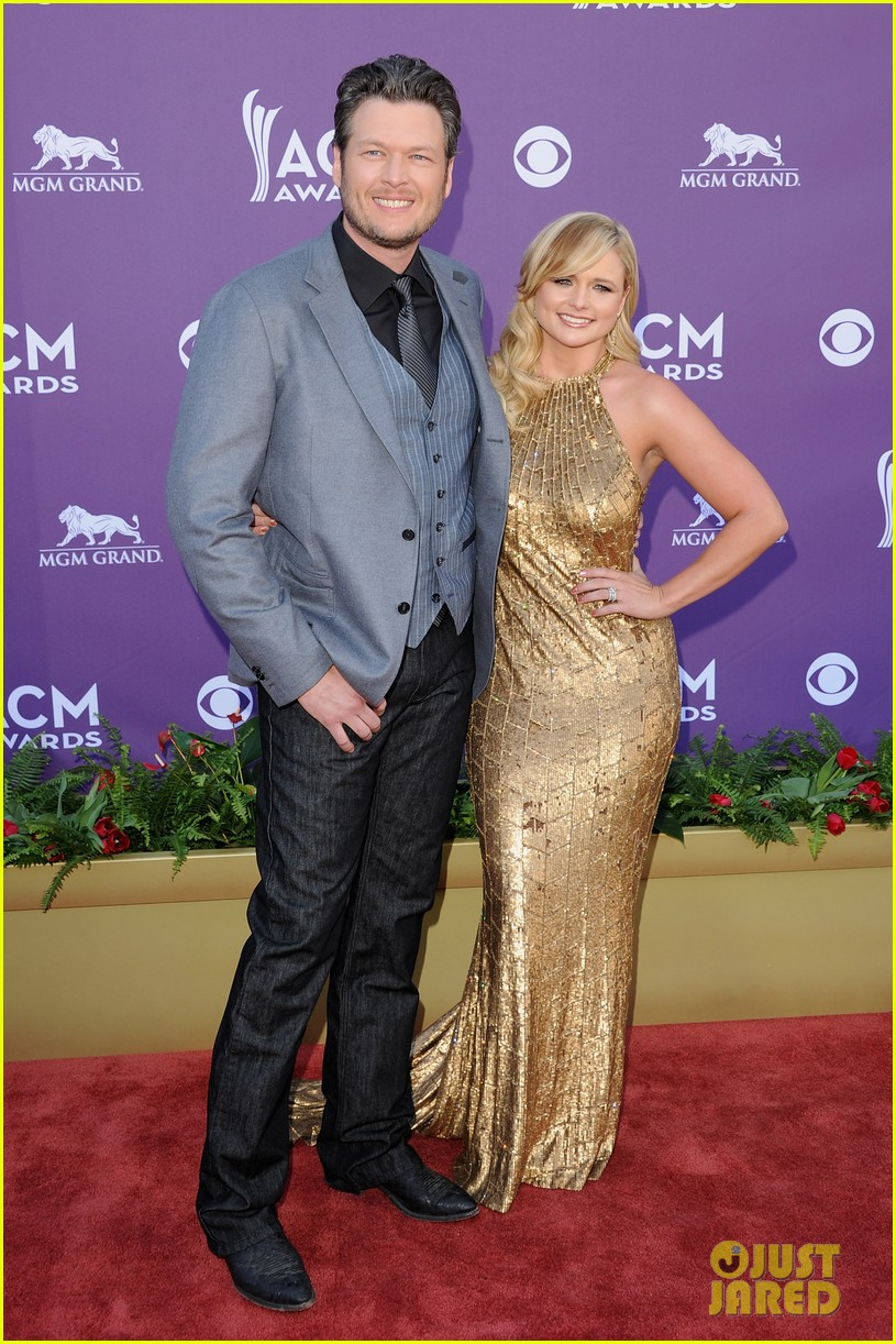 miranda lambert blake shelton acm awards 032644311