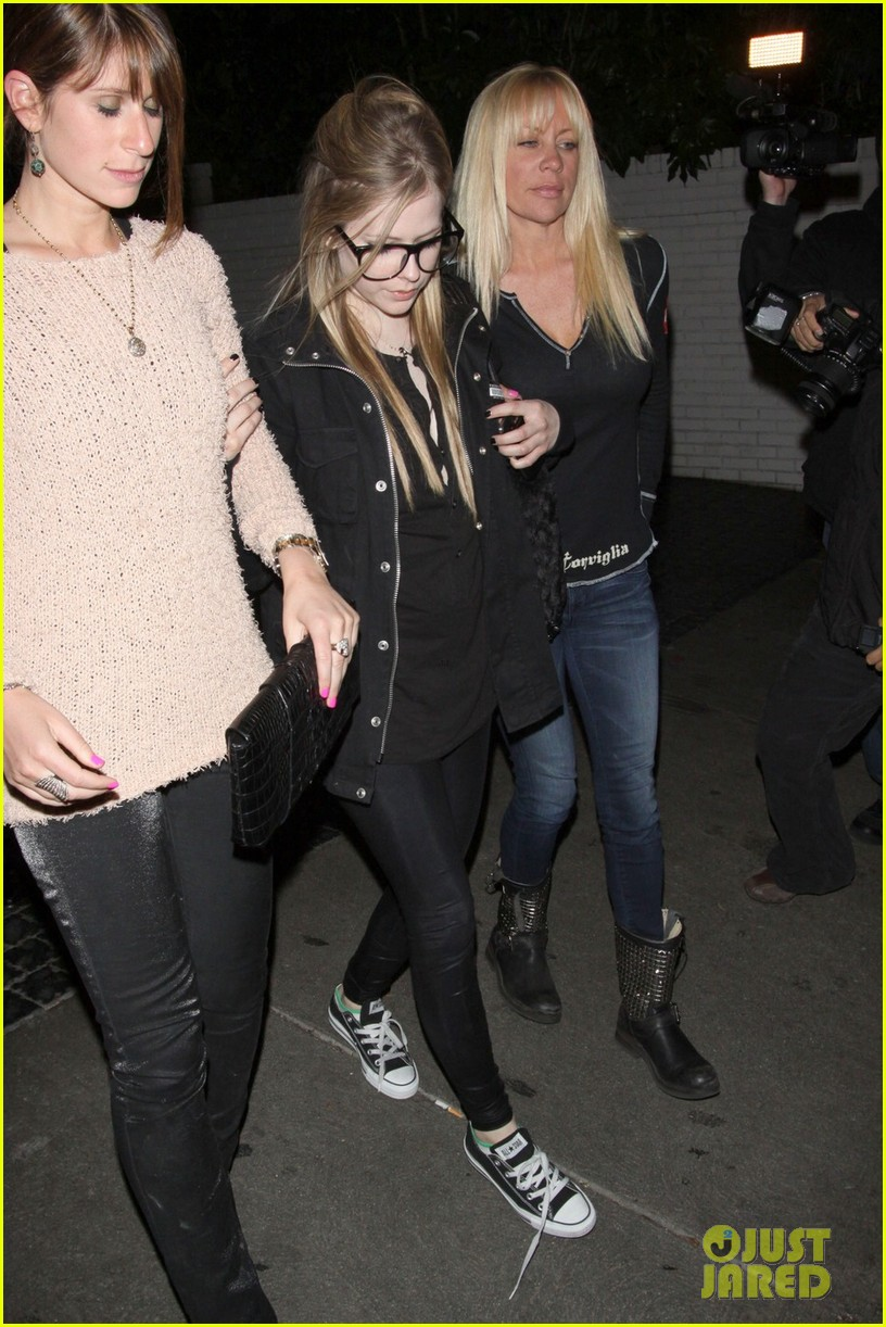 avril lavigne chateau marmont 08