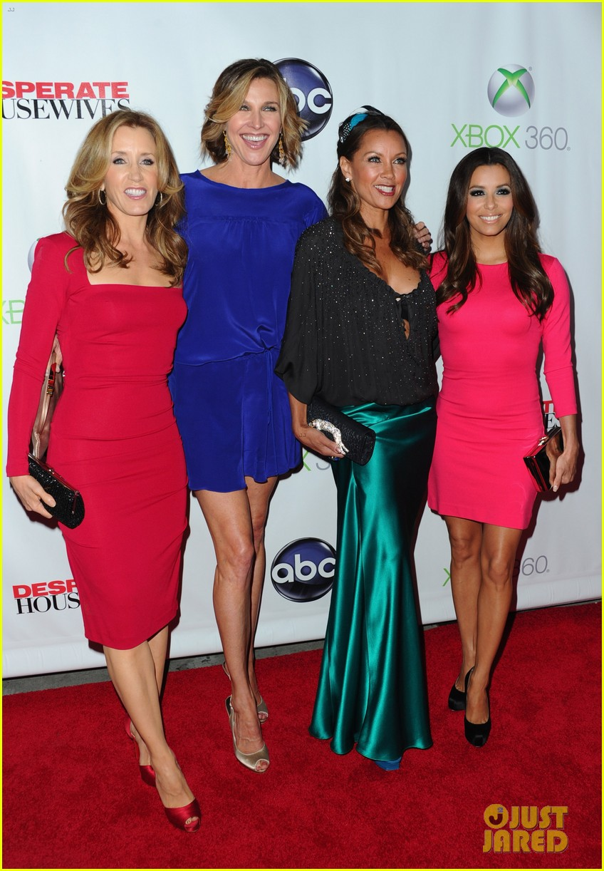 eva longoria desperate housewives series finale party 12