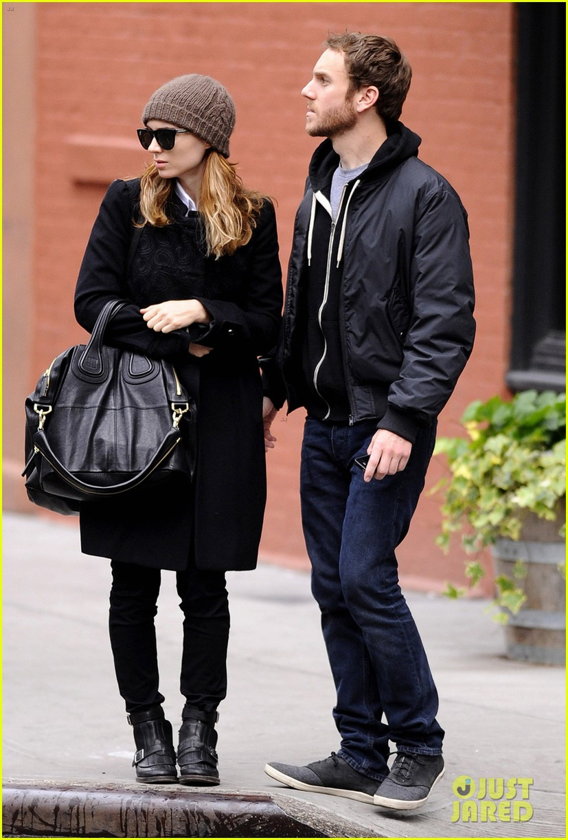 rooney mara charles mcdowell soho lovers 032647545