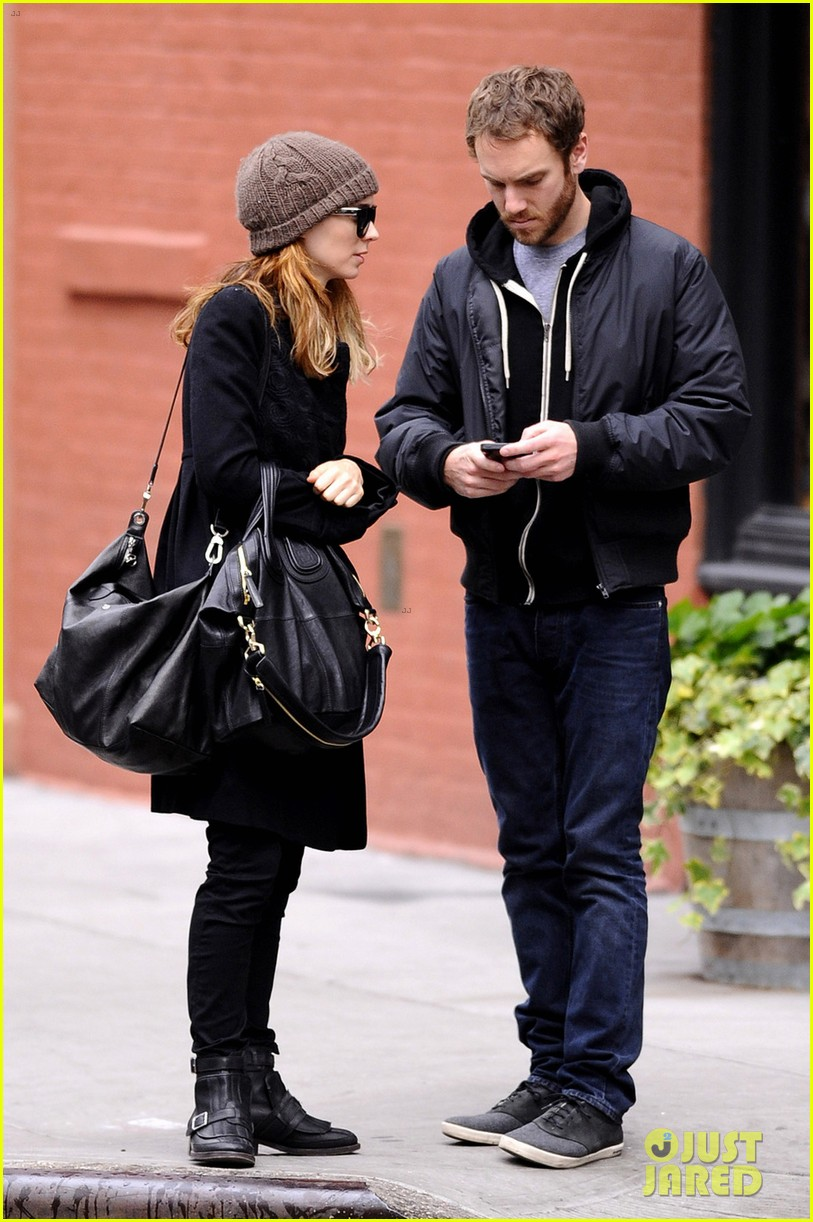 rooney mara charles mcdowell soho lovers 04