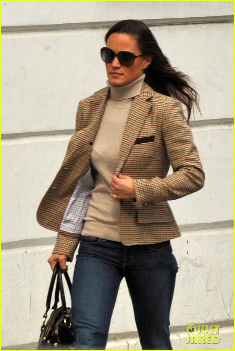 pippa middleton out london 03