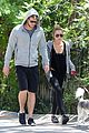 miley cyrus liam hemsworth walk floyd 10