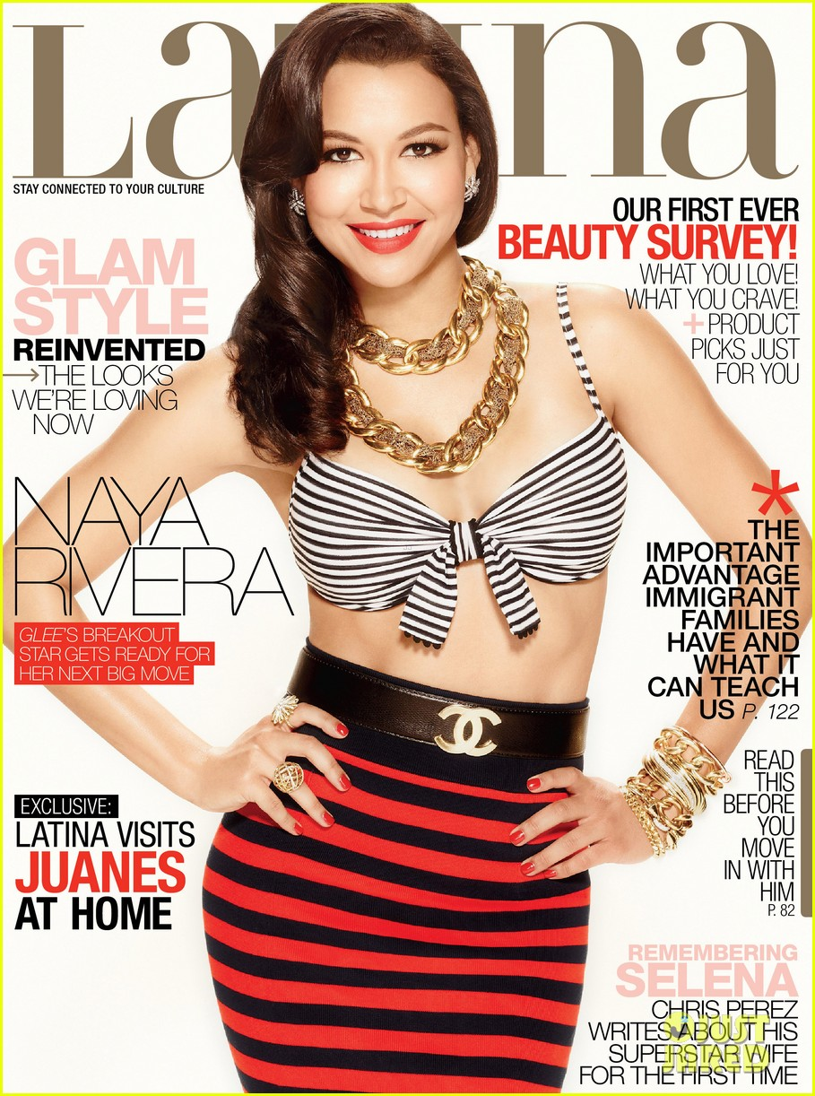 naya rivera covers latina 01