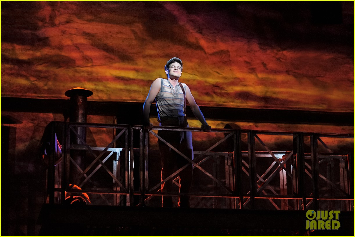 newsies on broadway 02