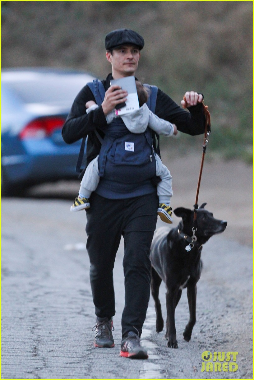 orlando bloom runyon flynn sidi 13