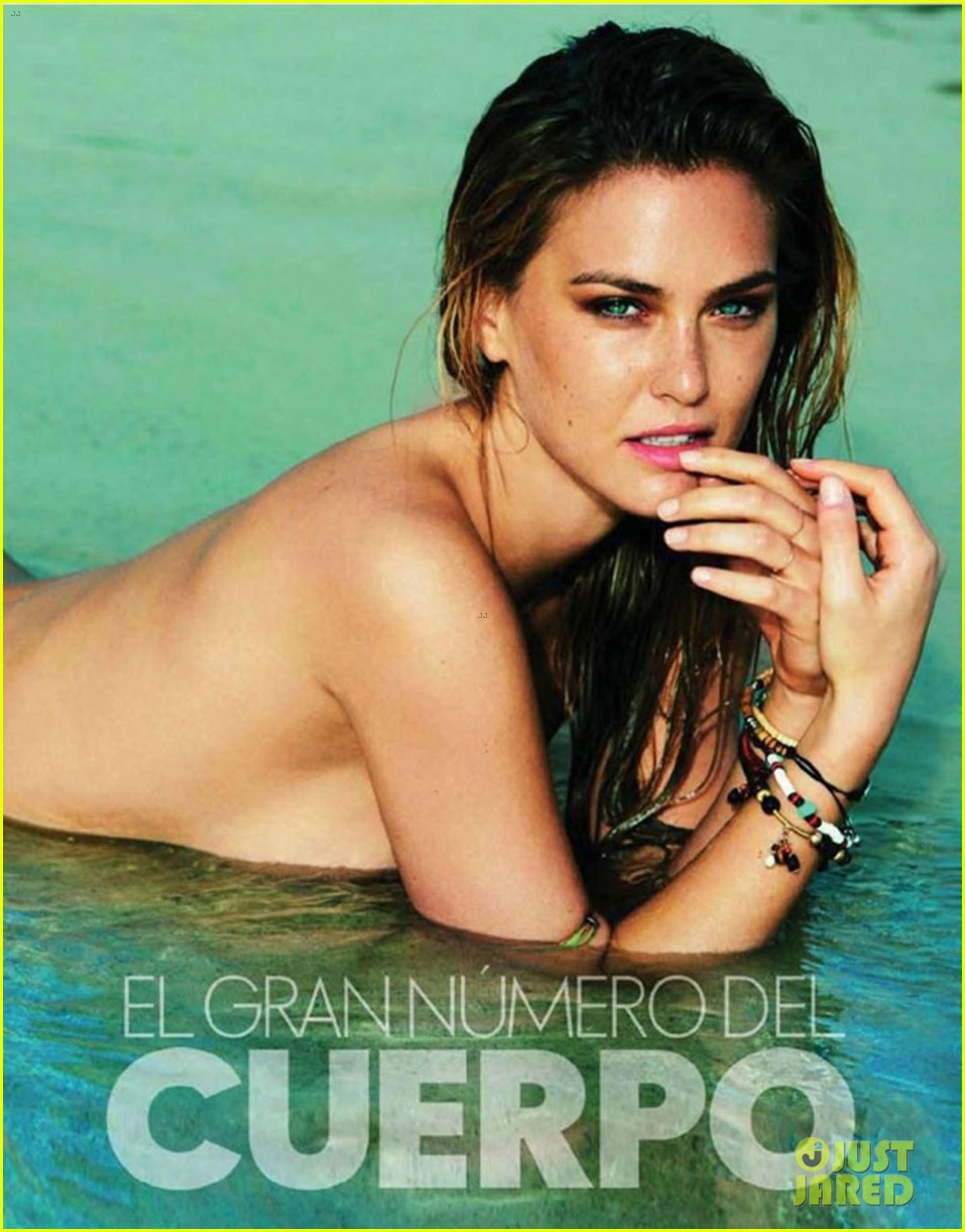 bar refaeli elle spain may 03