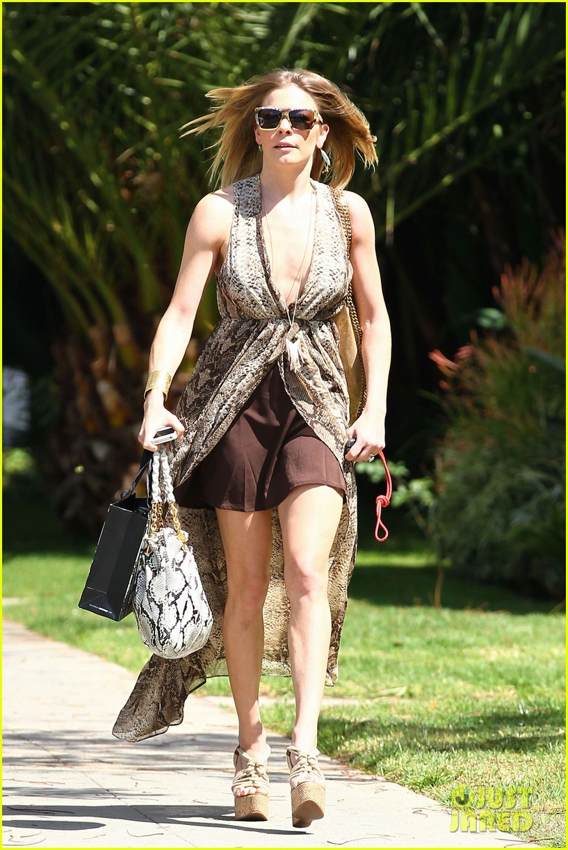 leann rimes hair appointment 21
