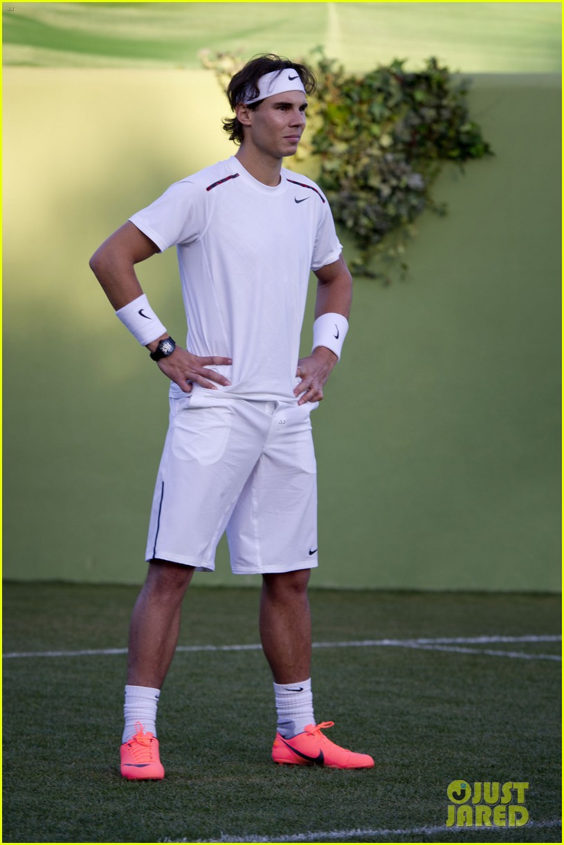 cristiano ronaldo rafael nadal battle it out for nike 01