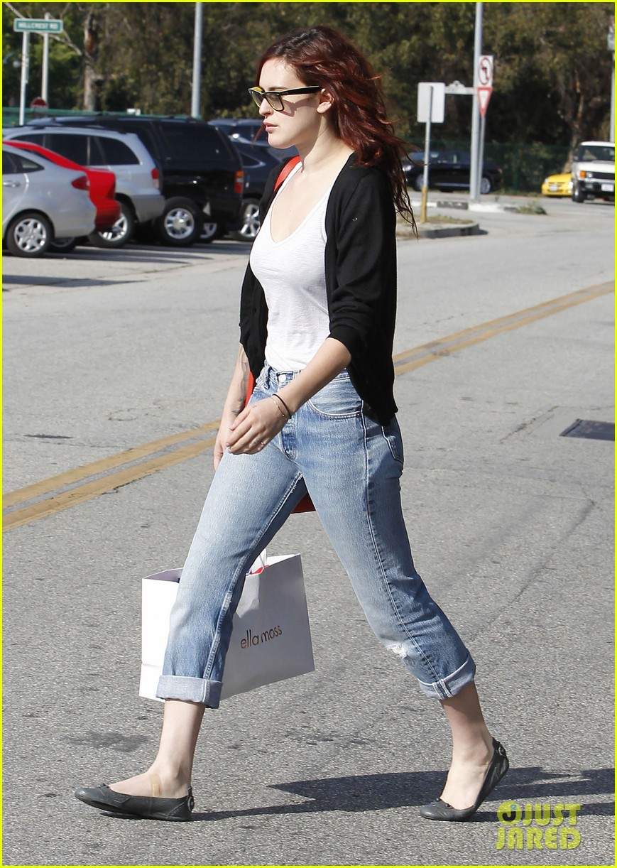 rumer willis salon shopping 062655161