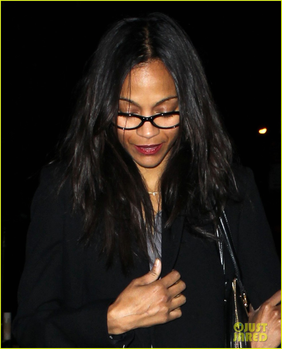 zoe saldana catch nyc 04