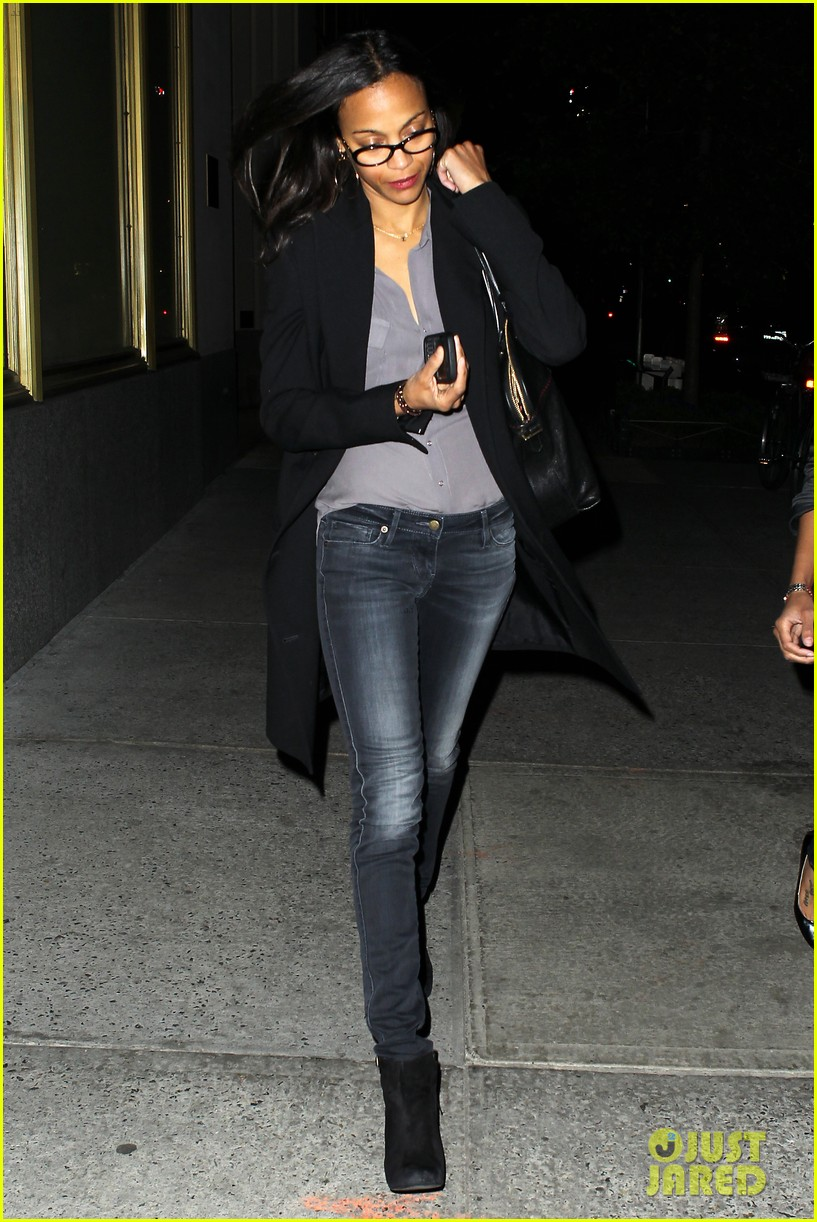 zoe saldana catch nyc 05