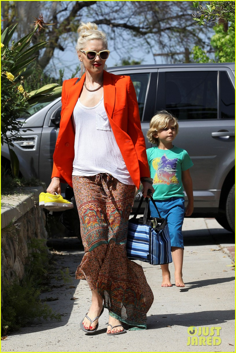 gwen stefani boys family 01