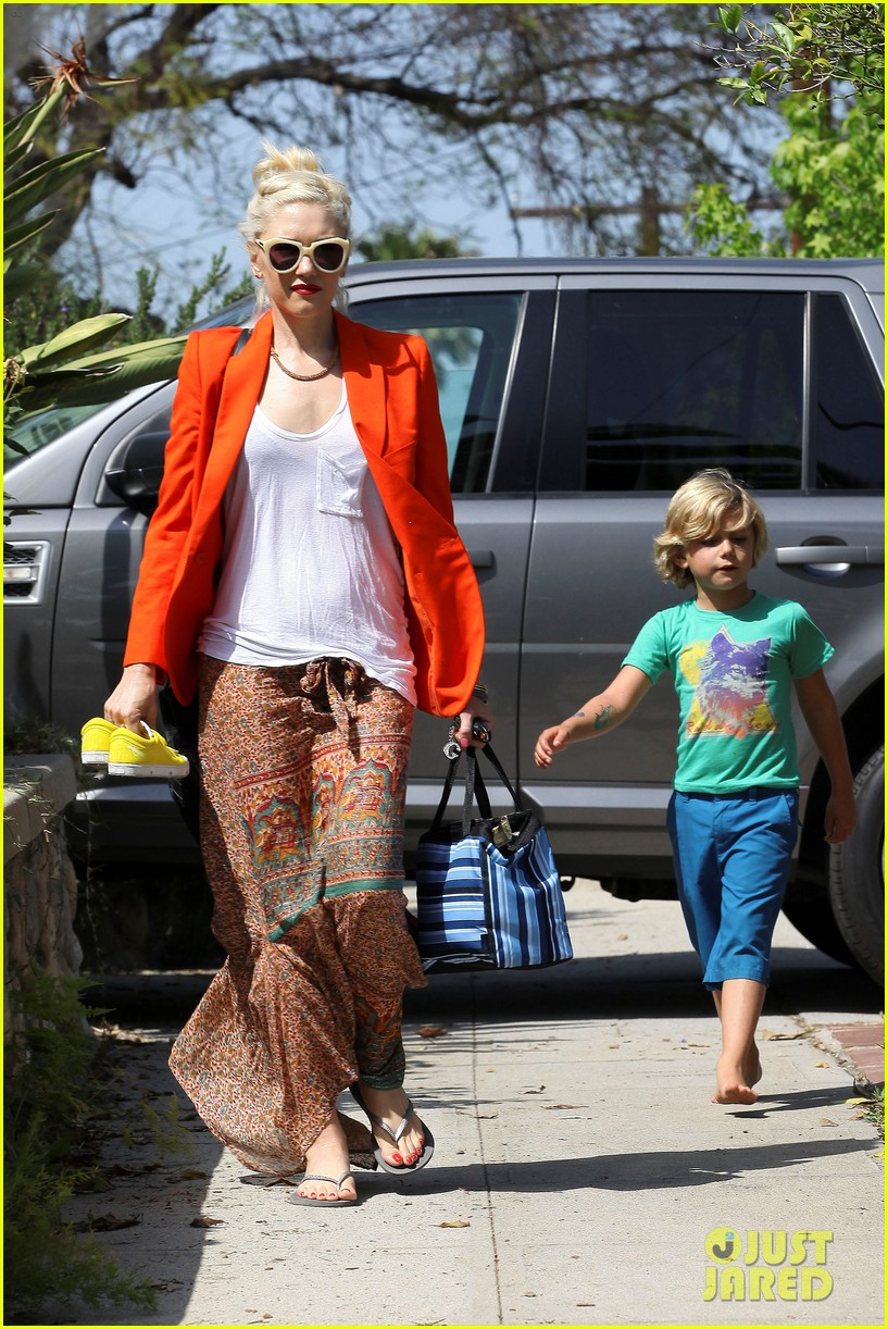 gwen stefani boys family 222655577