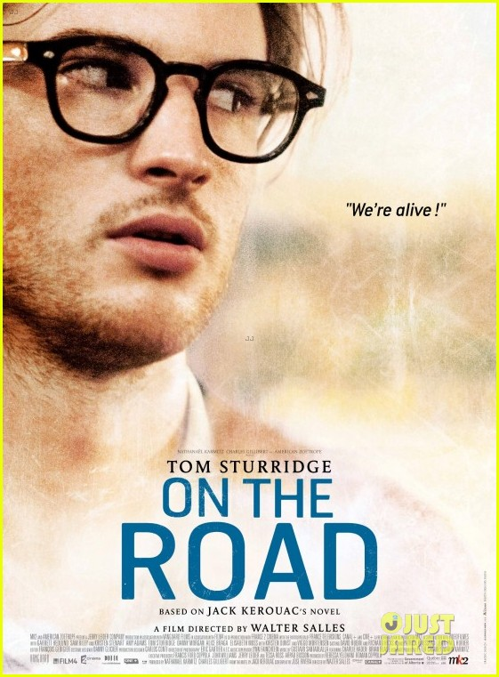 kristen stewart on the road character posters 05
