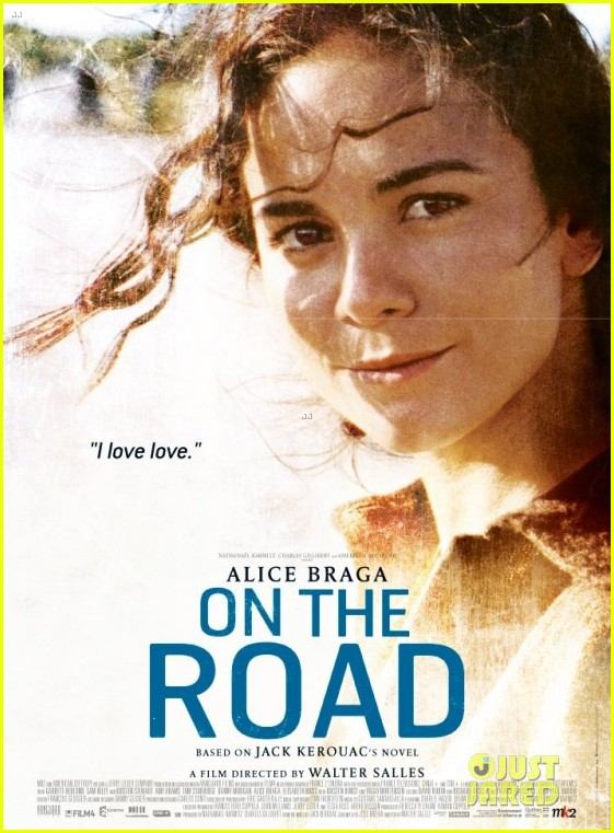 kristen stewart on the road character posters 08