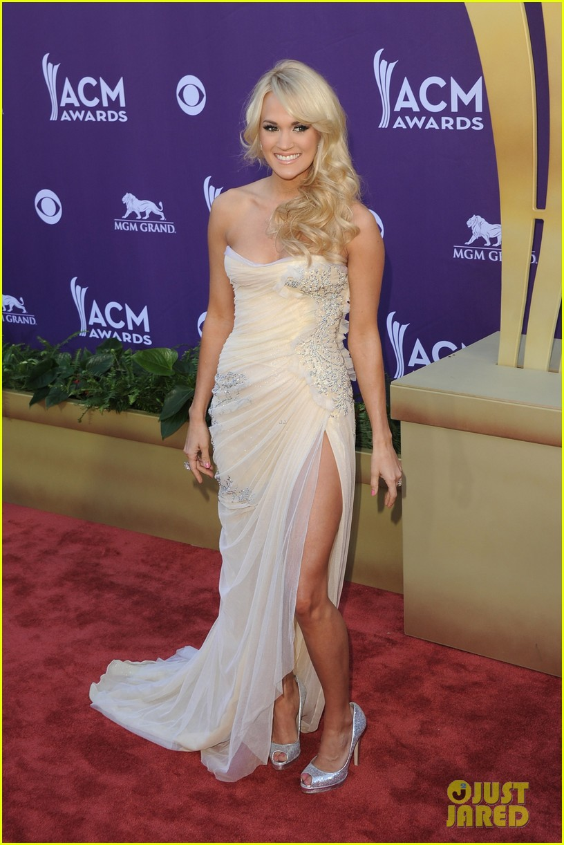 carrie underwood acm awards 06