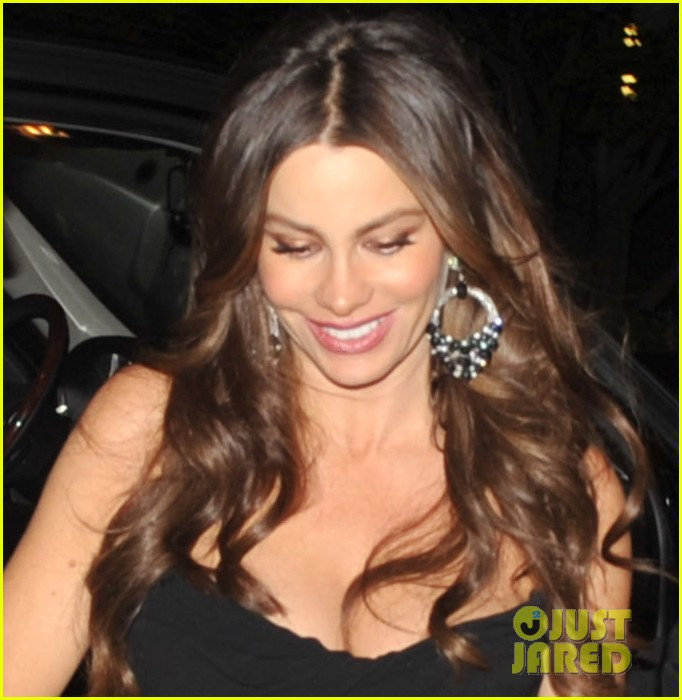 sofia vergara snl after party 04